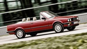 BMW Dreier E30 Cabriolet, Seitenansicht