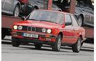 BMW Dreier, Frontansicht