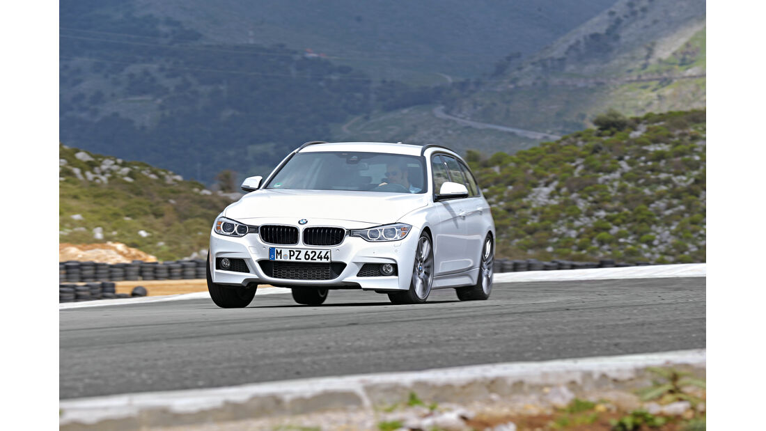 BMW Dreier/GT