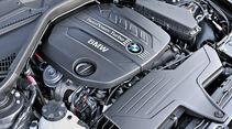 BMW Dreier GT, Motor