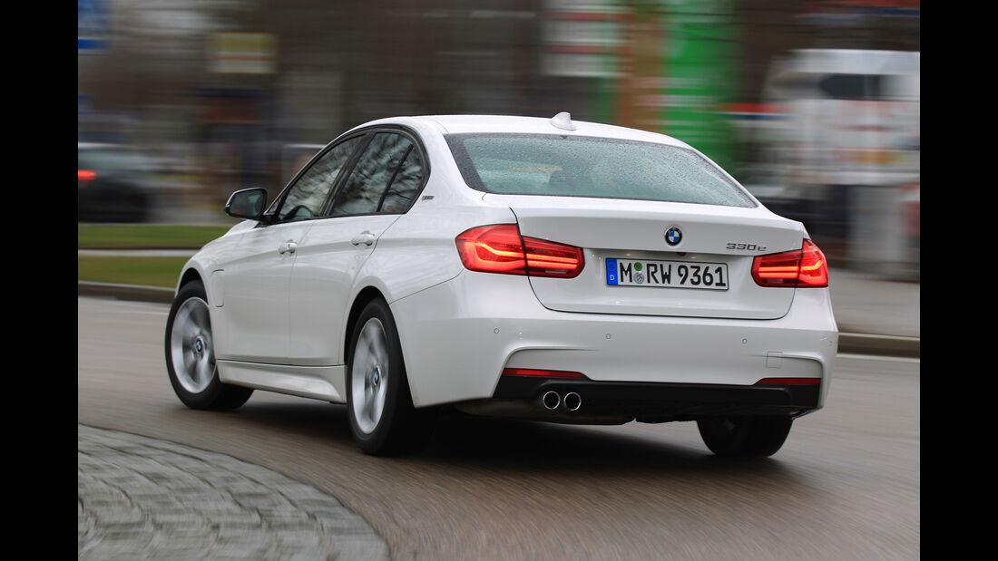 BMW Dreier Plug-in-Hybrid