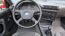 BMW Dreier Touring, Cockpit