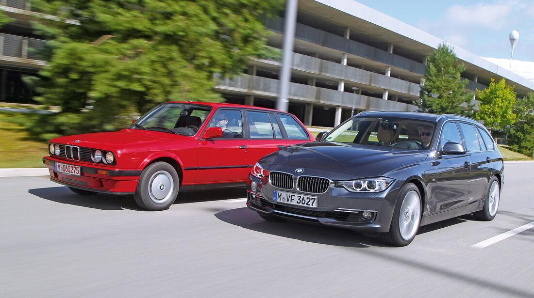 BMW Dreier Touring, Frontansicht