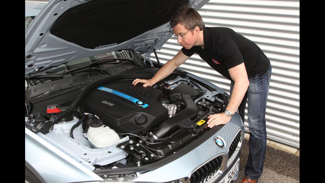 BMW Dreier Touring, Motor