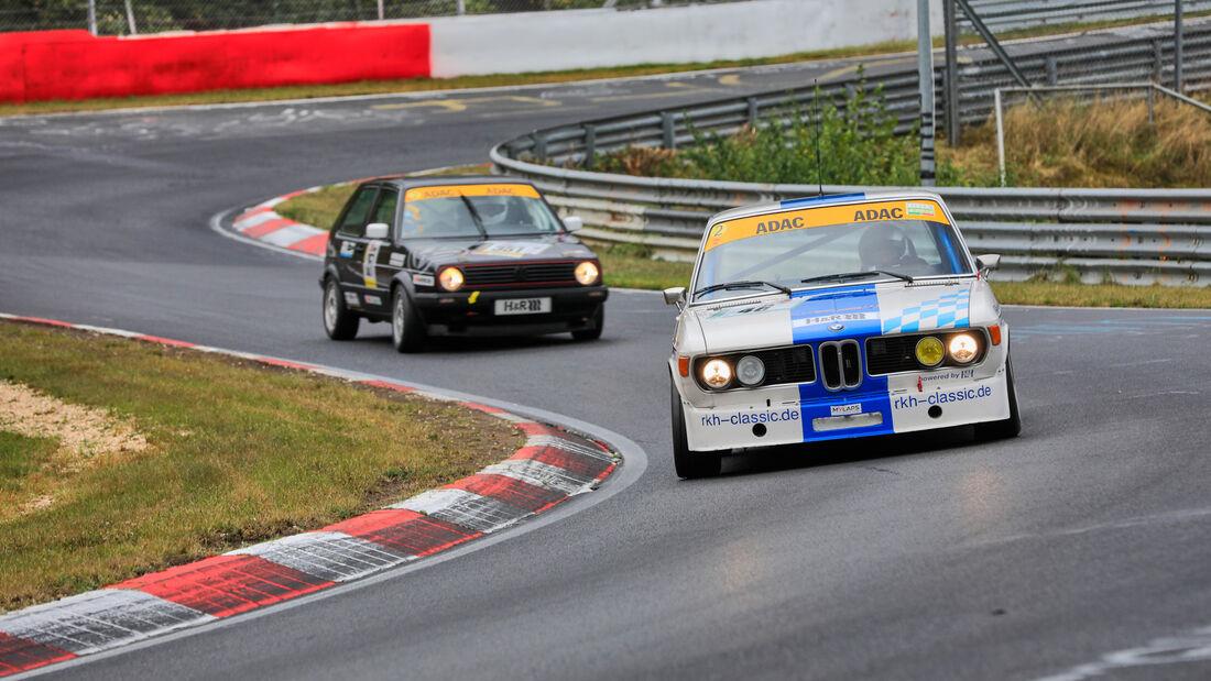 BMW E3 2500 - Startnummer 46 - 24h Classic - 24h Rennen Nürburgring - Nürburgring-Nordschleife - 25. September 2020