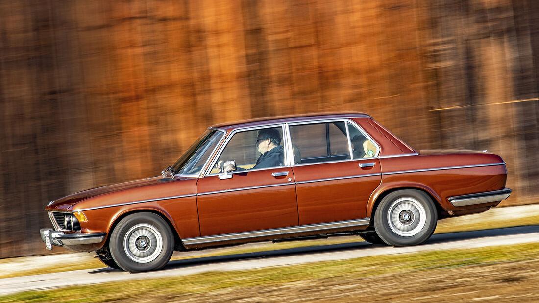 BMW E3 3.0 S, Exterieur