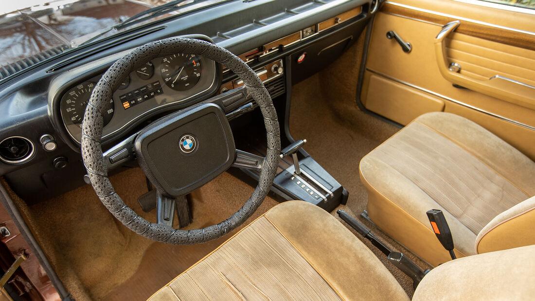 BMW E3 3.0 S, Interieur