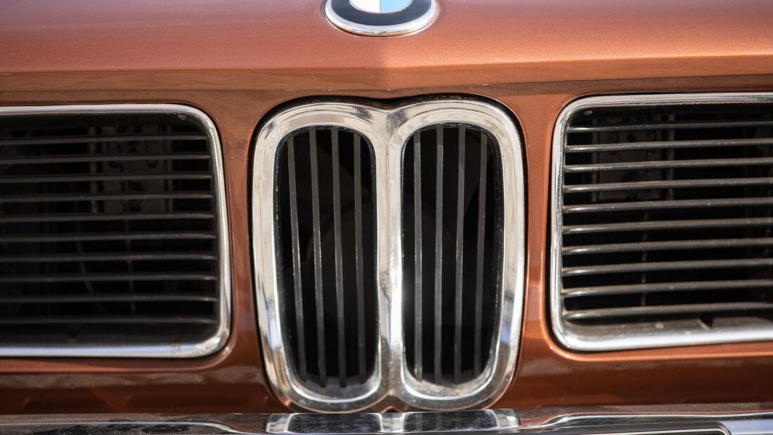 BMW E3 3.0 S, Kühlergrill