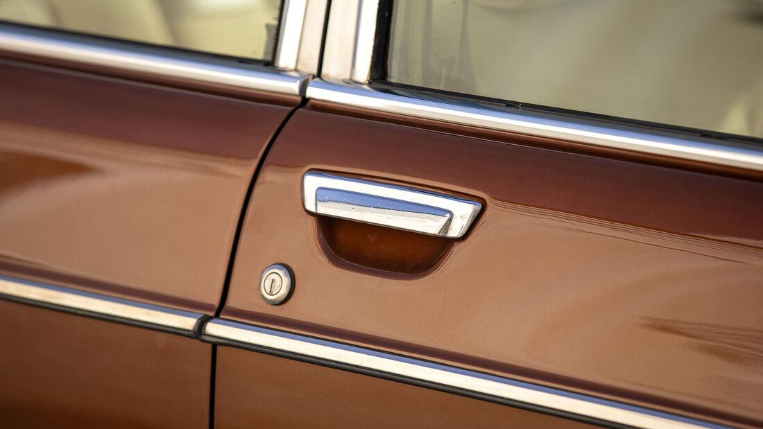 BMW E3 3.0 S, Türgriff