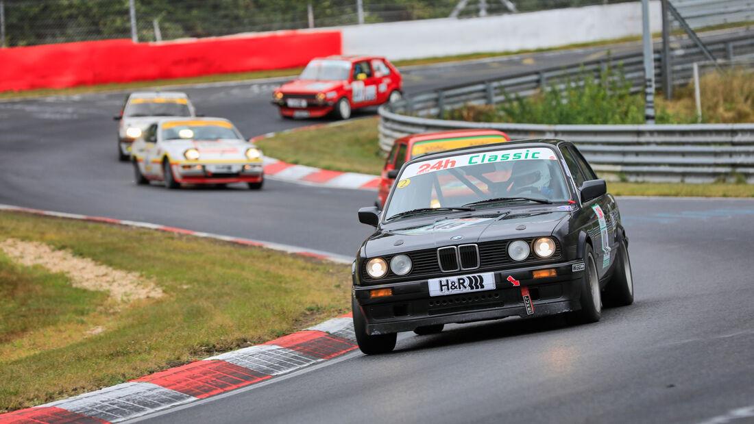 BMW E30 318is - Startnummer 449 - 24h Classic - 24h Rennen Nürburgring - Nürburgring-Nordschleife - 25. September 2020