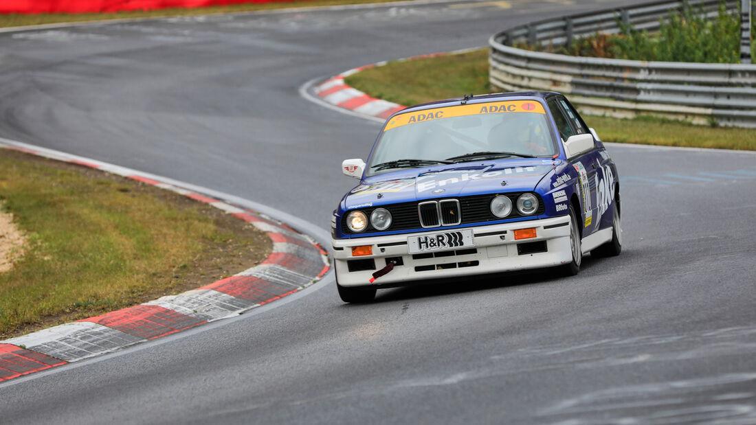 BMW E30 325i - Startnummer 312 - 24h Classic - 24h Rennen Nürburgring - Nürburgring-Nordschleife - 25. September 2020