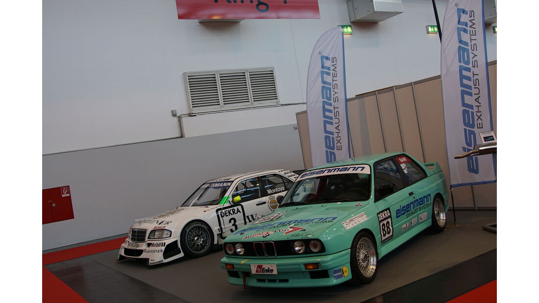 BMW E30 M3 - Essen Motor Show 2016 - Motorsport