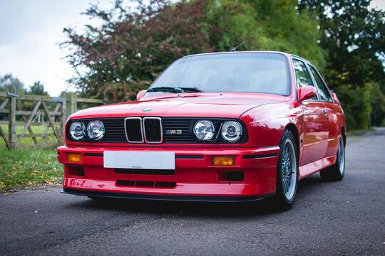 BMW E30 M3 Sport Evoltution Evo lll