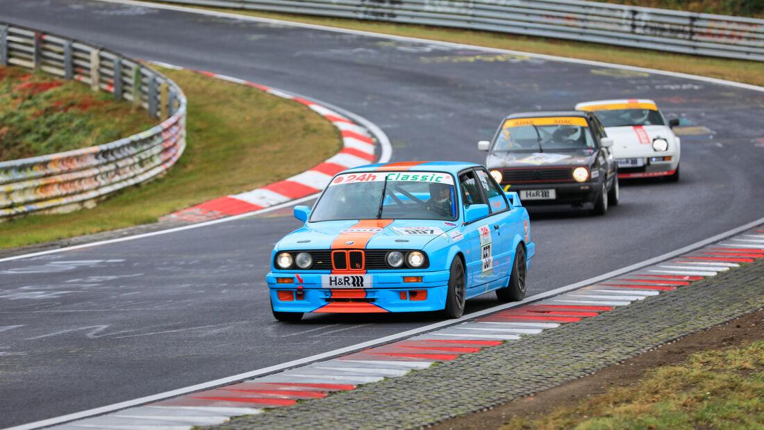 BMW E30 - Startnummer 557 - 24h Classic - 24h Rennen Nürburgring - Nürburgring-Nordschleife - 25. September 2020
