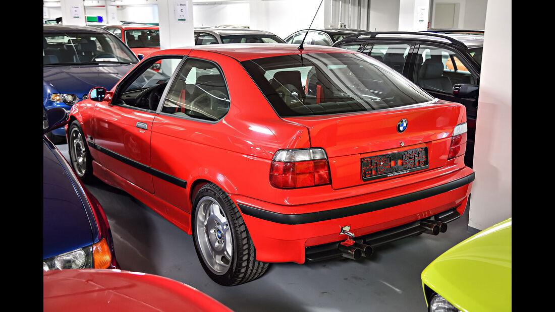BMW E36 3er Compact M3