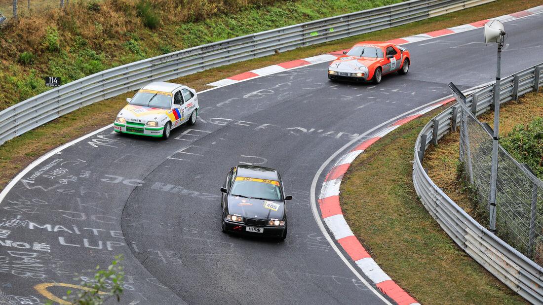 BMW E36 - Startnummer 405 - 24h Classic - 24h Rennen Nürburgring - Nürburgring-Nordschleife - 25. September 2020