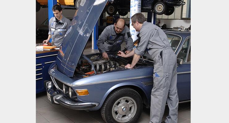 BMW E9-Coupé (2.5 CS bis 3.0 CSL)