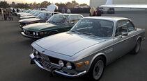 BMW E9 - McCall's Motorworks Rivival - Monterey - Pebble Beach 2016