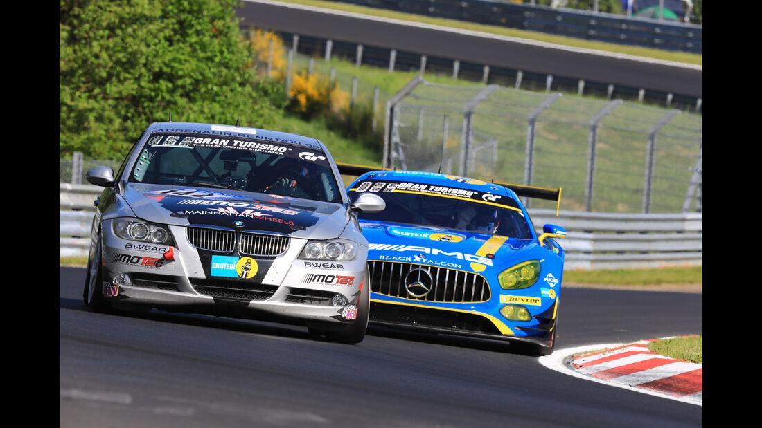 BMW E90 325i - Freies Training - 24h-Rennen Nürburgring 2017 - Nordschleife