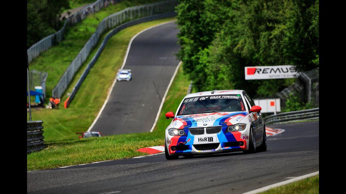 BMW E90 - Startnummer #157 - 24h Rennen Nürburgring - 21. Juni 2019