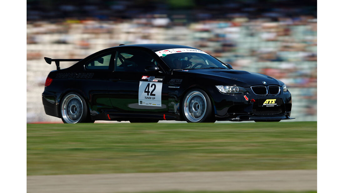 BMW E92 M3, TunerGP 2012, High Performance Days 2012, Hockenheimring