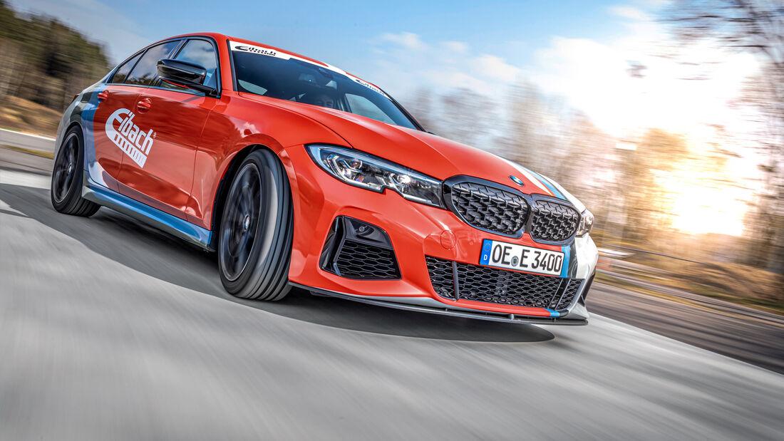 BMW Eibach Fahrwerk Tuning Hirschfeld