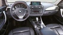 BMW Einser, Cockpit