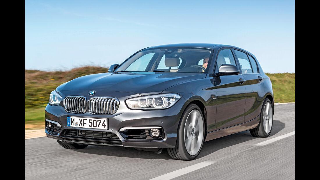 BMW Einser Facelift