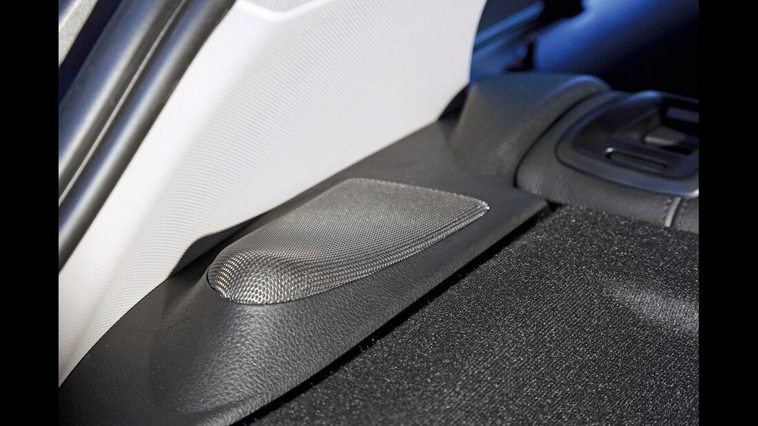 BMW Einser, Lautsprecher