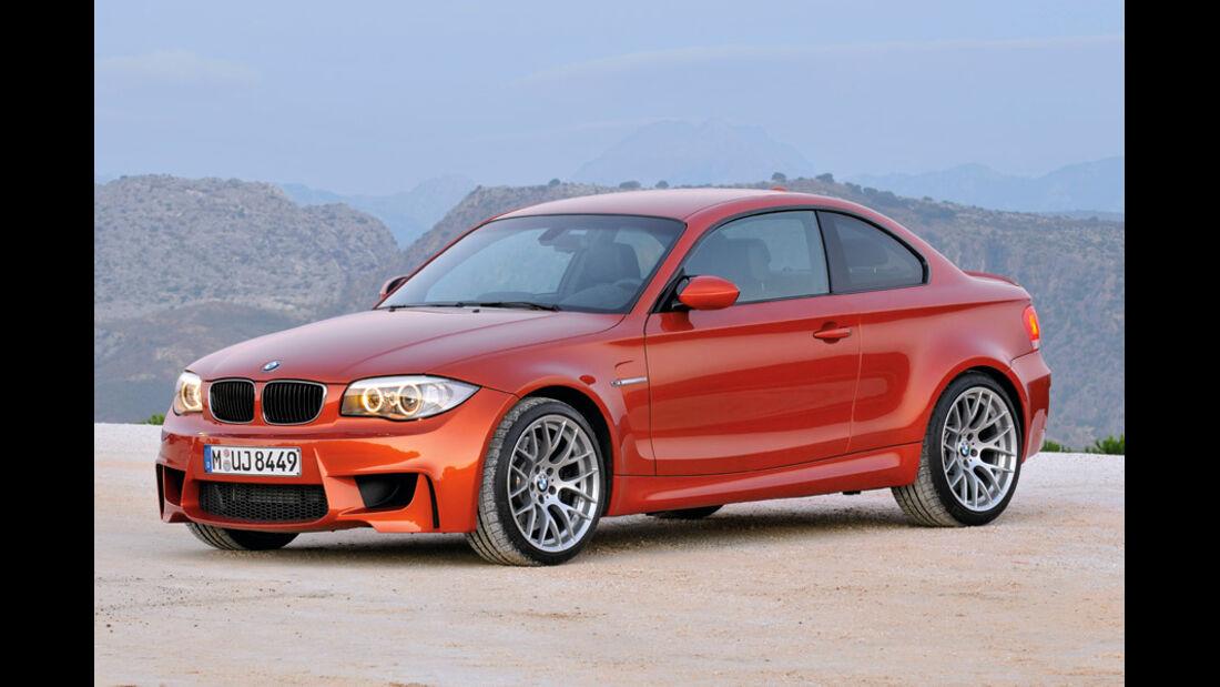BMW Einser M Coupé
