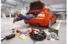 BMW Einser M Coupé, Heckklappe, Kofferraum