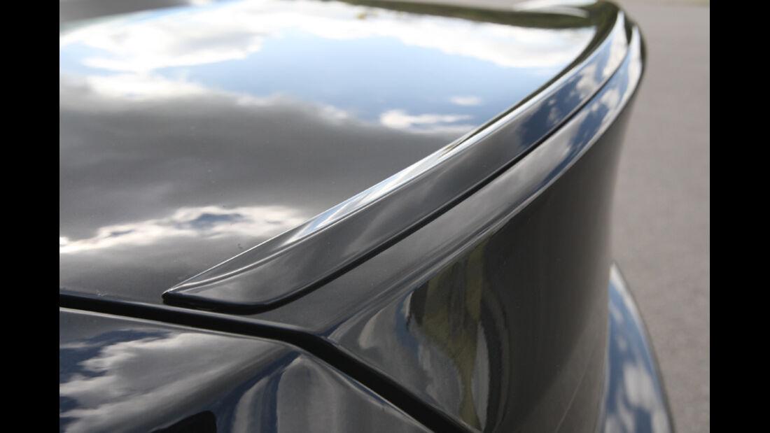 BMW Einser M Coupe, Detail, Spoiler