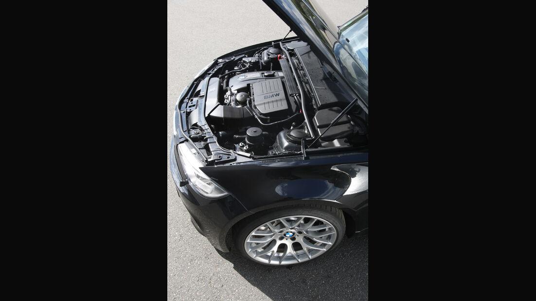 BMW Einser M Coupe, Motor