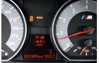 BMW Einser M Coupe, Tacho