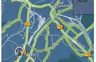 BMW Einser, Navigation, Display