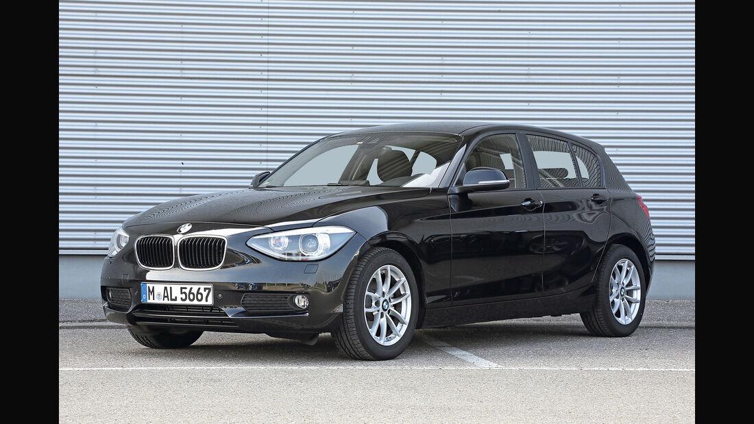 BMW Einser Viertürer