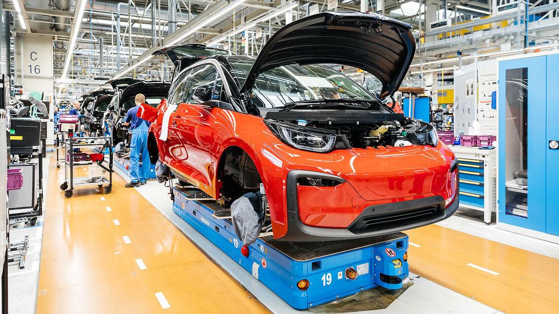 BMW Elektroautos