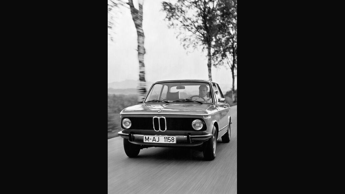 BMW Elektroautos, Ökoautos, BMW 1602 Elektro E7