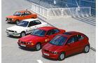 BMW Elektroautos, Ökoautos, BMW 1602 Elektro E7, BMW 3er Elektro E30, BMW E1