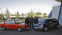 BMW Elektroautos, Ökoautos, BMW 1602 Elektro E7, Mini E