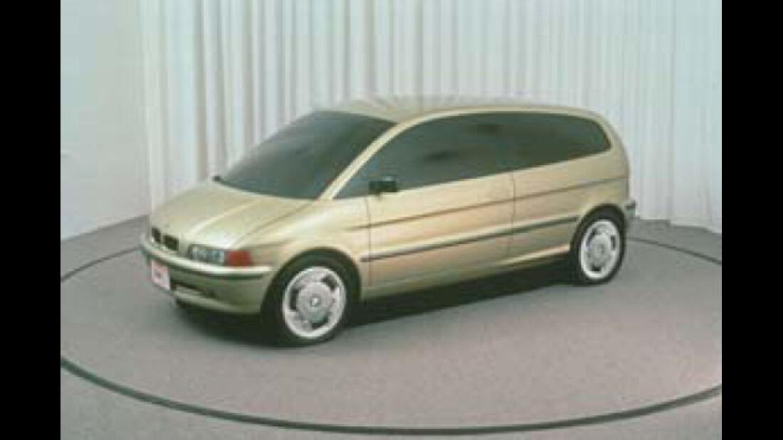 BMW Elektroautos, Ökoautos, BMW E2