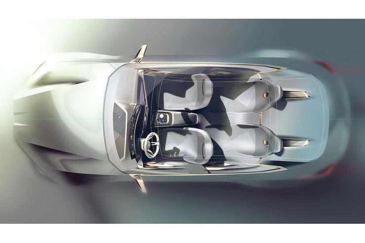 BMW Neue Klasse (2025) Neue Architektur im Elektro-3er?