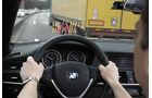 BMW Engstellenassistent