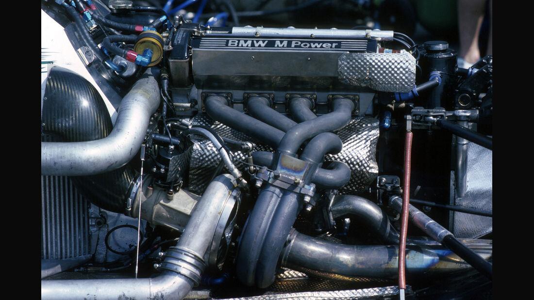 BMW F1 Motor 1986
