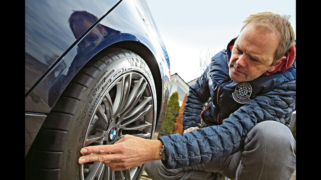 BMW F10, Rad, Felge