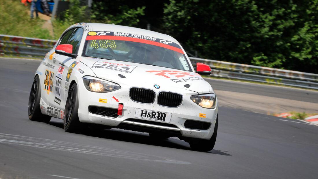 BMW F21 125i - Startnummer #483 - JS Competition - VT2 - NLS 2020 - Langstreckenmeisterschaft - Nürburgring - Nordschleife