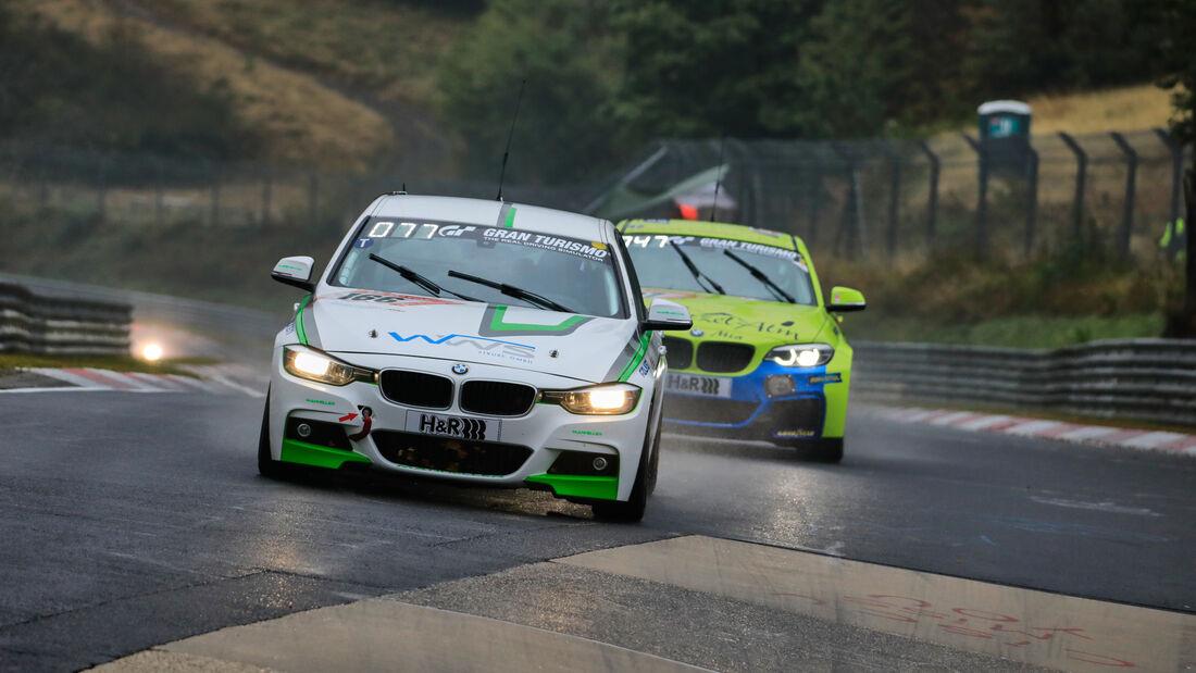 BMW F30 330i - Startnummer 166 - 24h Rennen Nürburgring - Nürburgring-Nordschleife - 26. September 2020