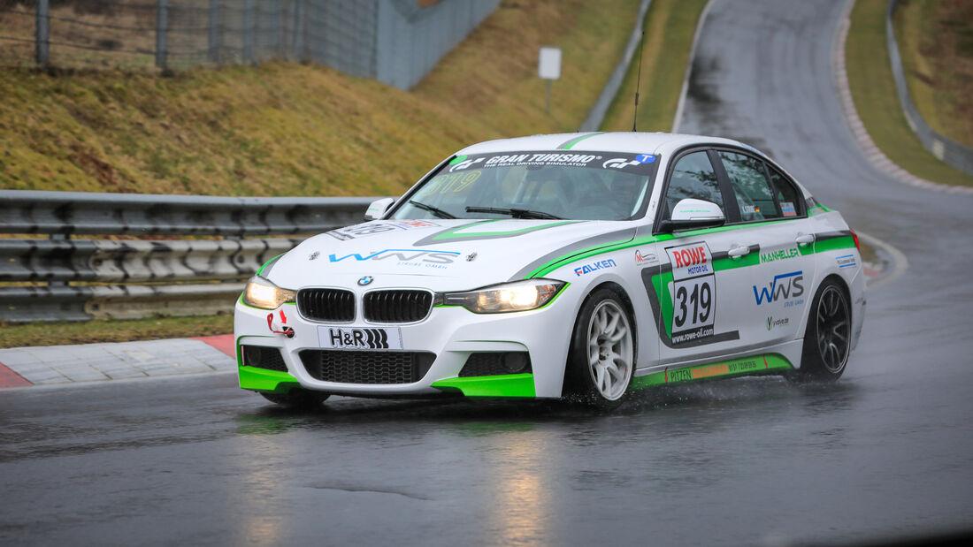 BMW F30 - Startnummer #319 - Manheller Racing - SP3T - NLS 2021 - Langstreckenmeisterschaft - Nürburgring - Nordschleife