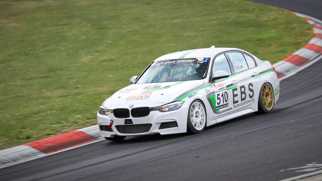 BMW F30 - Startnummer #510 - Manheller Racing - VT2 - NLS 2021 - Langstreckenmeisterschaft - Nürburgring - Nordschleife