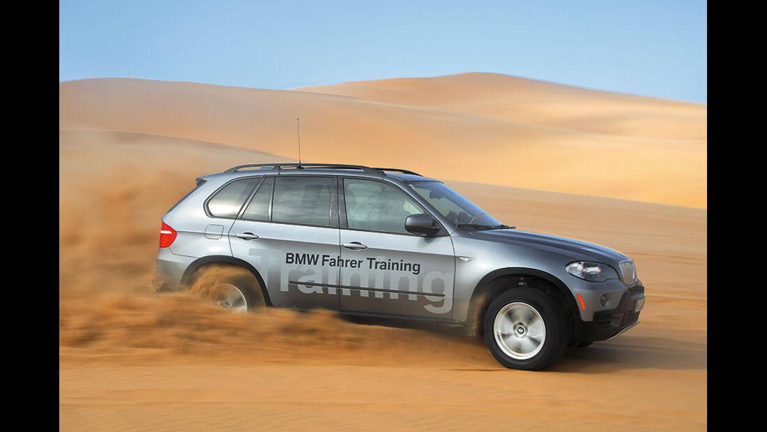 BMW Fahrertraining Offroad